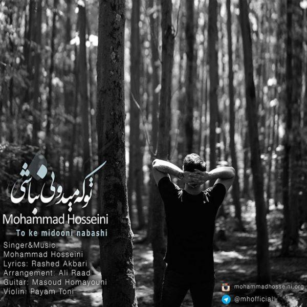 Mohammad Hosseini - To Ke Midooni Nabashi