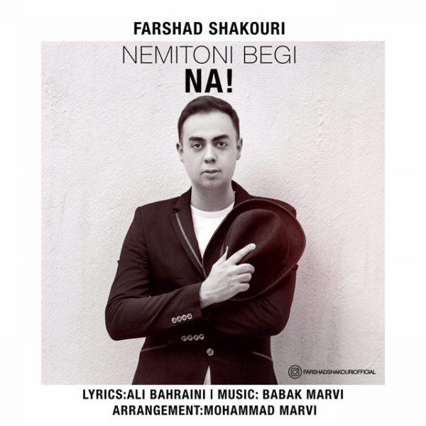 Farshad Shakouri - Nemitoni Begi Na