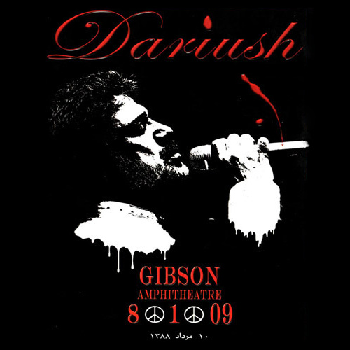 Dariush - Donyaye In Roozaye Man (Live)