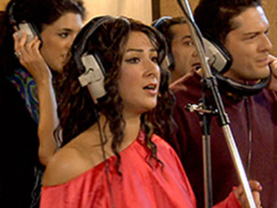 Googoosh Music Academy - 'Ye Harfaei' - Navahang