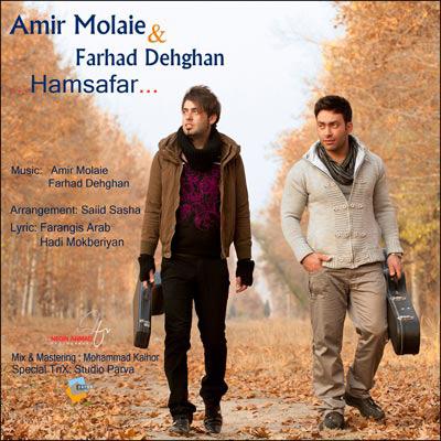 Amir Molaei & Farhad Dehghan - Hamsafar