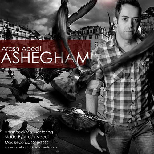 Arash Abedi - Mishe Bargardi