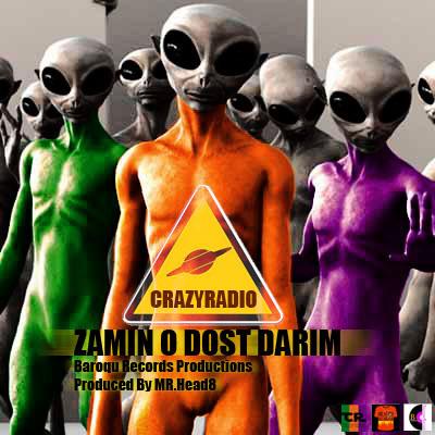 Crazy Radio - Zamin O Dost Darim