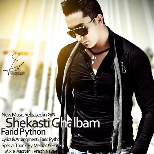Farid Python - Shekasti Ghalbam