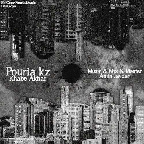 Pouria kz - Khabe Akhar