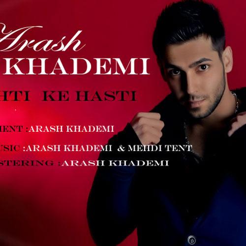 Arash Khademi - Vaghti Ke Hasti