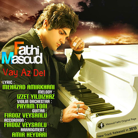 Masoud Fathi - Vay Az Del