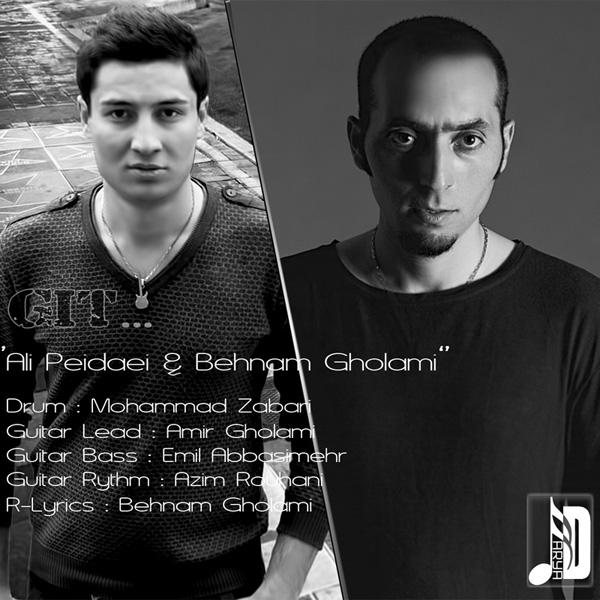 Ali Peidaei & Behnam Gholami - Git