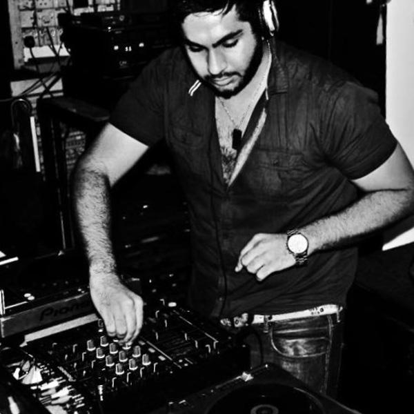 DJ Roost - Train To Tehran