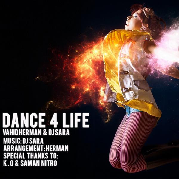 Herman & Dj Sara - Dance4Life