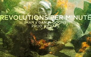 Iman & Ganja Goons - Revuletaion Per Minute