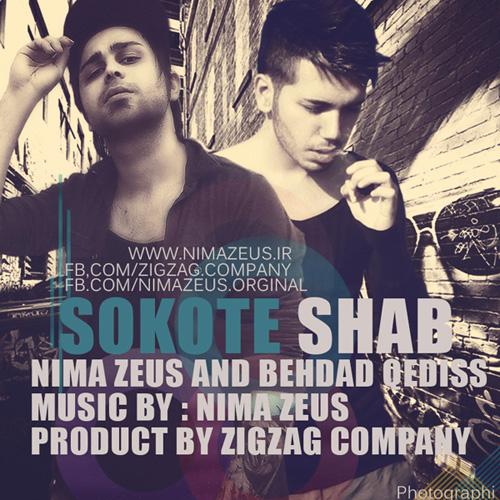 Nima Zeus & Behdad Qediss - Sokote Shab