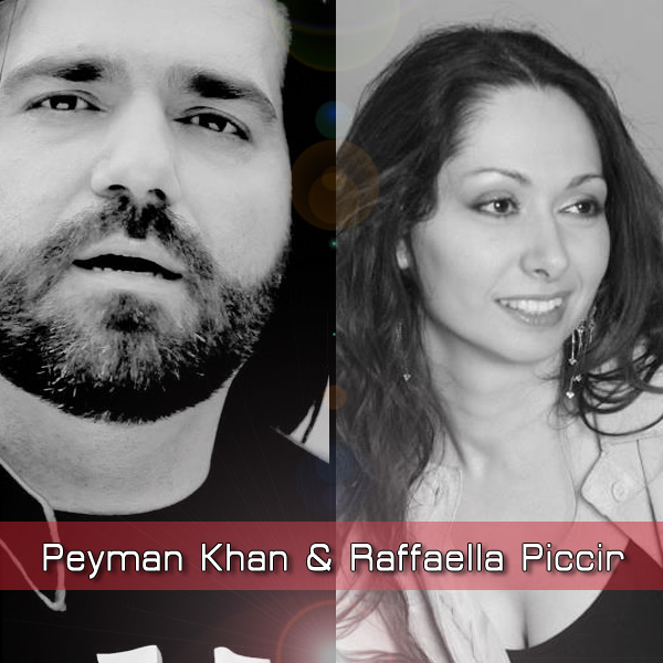 Peyman Khan & Raffaella Piccirillo - Please Come Back To Me