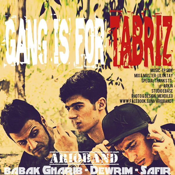 Ario-Band---Gang-Is-For-Tabriz-f