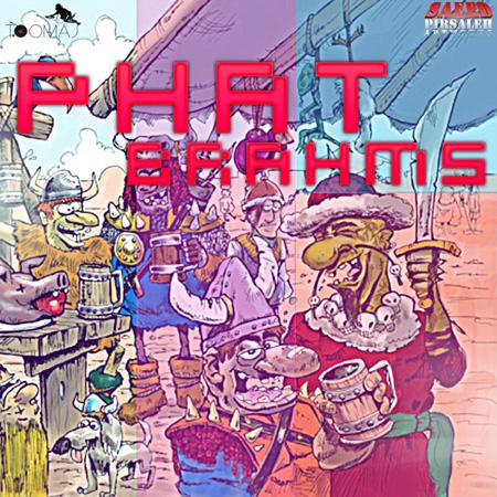 DJ Toomaj - Phat Brahms