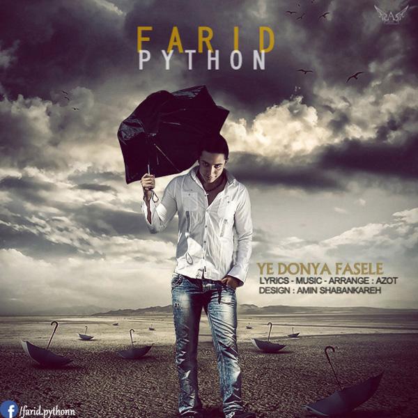Farid-Python---Ye-Donya-Fasele-f