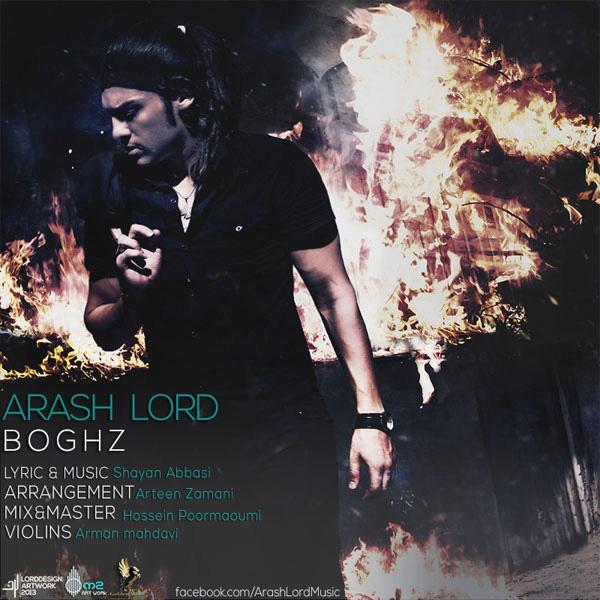 Arash Lord - Boghz