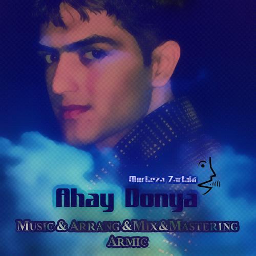 Morteza Zarlaki - Ahay Donya