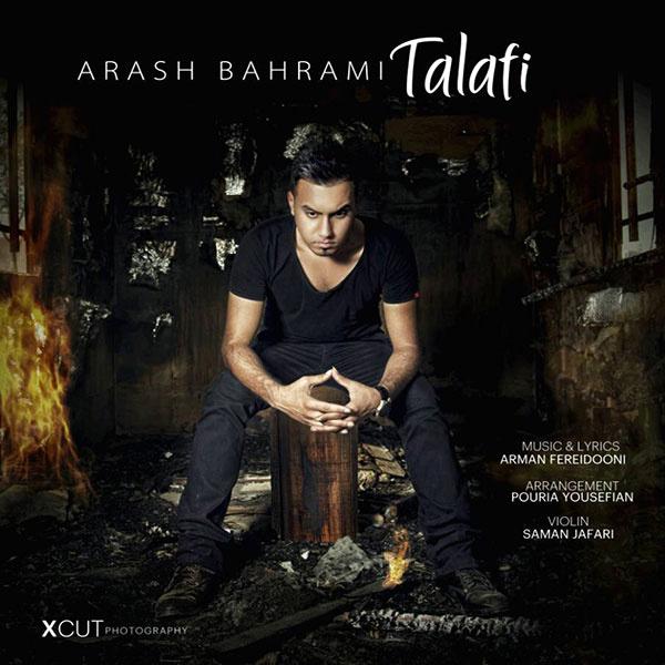 Arash Bahrami - Talafi