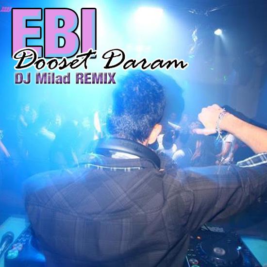 Ebi - Sabad Sabad (DJ Milad Club Remix)