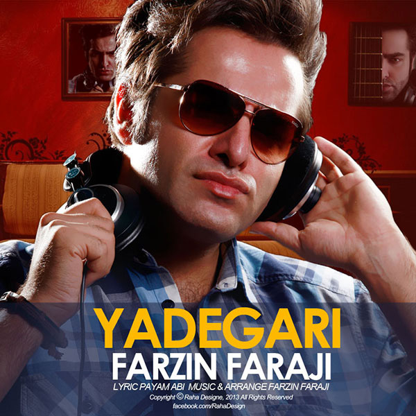 Farzin Faraji - Yadegari