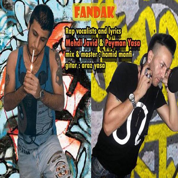 Mehdi Javid & Peyman Yasa - Fandak
