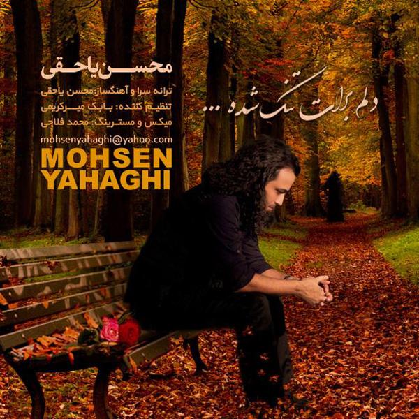 Mohsen Yahaghi - Delam Barat Tang Shode