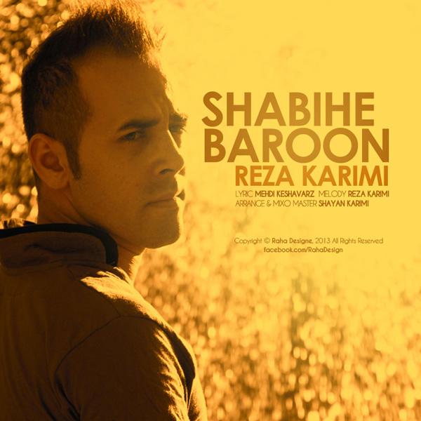 Reza Karami - Shabihe Baroon