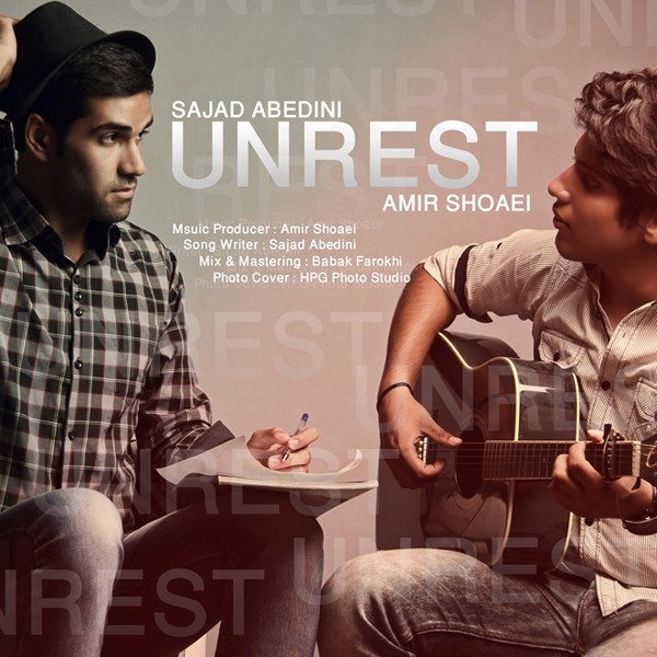 Amir Shoaei - Unrest (Ft Sajad Abedini)