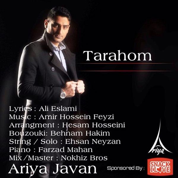 Ariya Javan - Tarahom