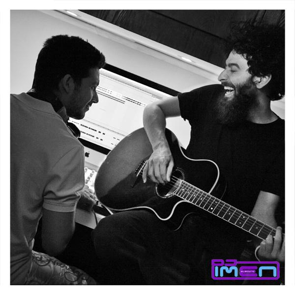 DJ Imen - Zendegani Inast (Ft Ali Arezoo)
