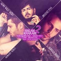 Behzad-Pax-Ahmad-Solo---Halam-Kharabe-2