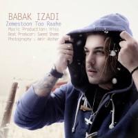 Babak-Izadi---Zemestoon-To-Rahe