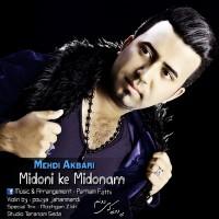 Mehdi-Akbari---Midoni-Ke-Midonam
