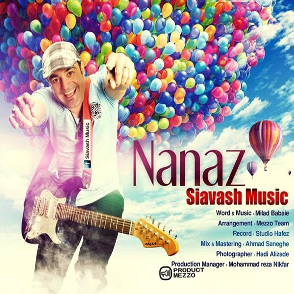 Siavash-Music-Nanaz