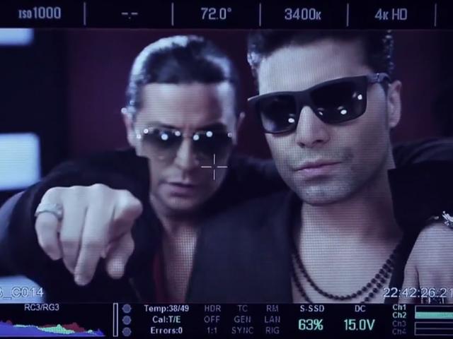 Kamran & Hooman – Daram Divooneh Misham (Behind The Scenes) | Navahang.com - Kamran_Hooman-Daram-Divooneh-Misham-Behind-The-Scenes