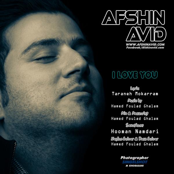 Afshin Avid - I love You