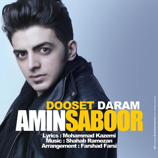 Amin Saboor - Dooset Daram