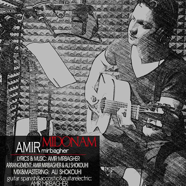 Amir Mirbagher - Midoonam