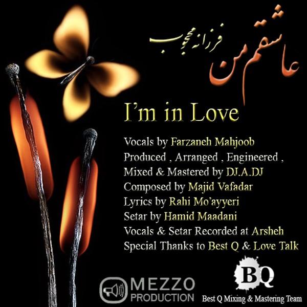 Farzaneh Mahjoob - Ashegham Man