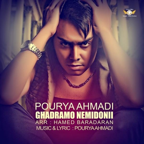 Pourya Ahmadi - Ghadramo Nemidooni