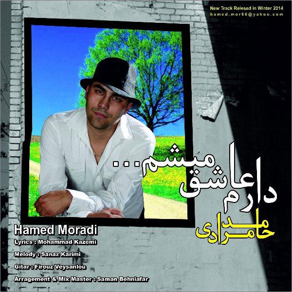 Hamed Moradi - Daram Ashegh Misham