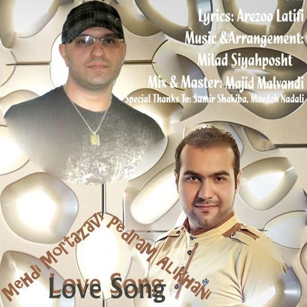 Pedram Alikhani - Love Song (Ft Mehdi)