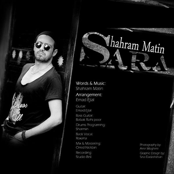 Shahram Matin - Sara