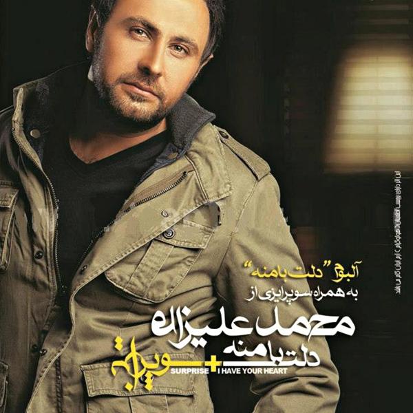 Mohammad Alizadeh - Bargard