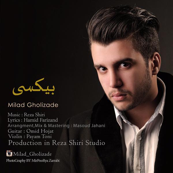 Milad Gholizadeh - Bikasi