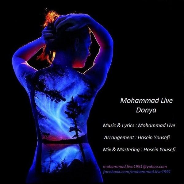 Mohmmad Live - Donya