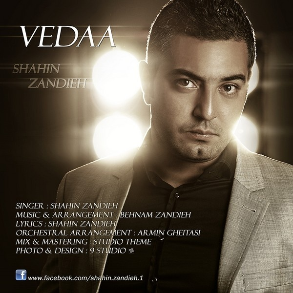 Shahin Zandieh - Vedaa