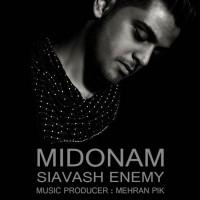 Siavash-Enemy-Midonam