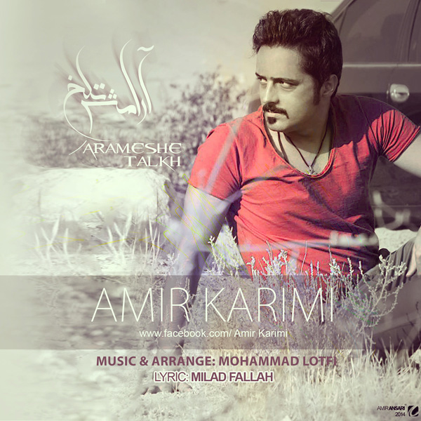 Amir Karimi - Arameshe Talkh